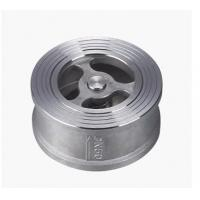 Wholesale API Stainless Steel Wafer Check Valves , Water Non Return Lift Check Valve from china suppliers
