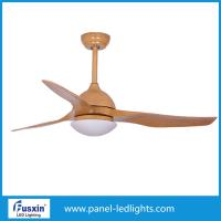 Wholesale 2017 Popular 52 inch decorative ceiling fan with LED light, 108w LED light from china suppliers