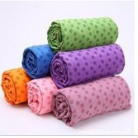Wholesale microfiber yoga towel yoga mat towel from china suppliers