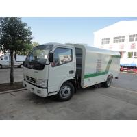 Wholesale factory sale best price 4-10cbm Road Sweeper Truck for sale, hot sale cheaper price dongfeng 4*2 LHD street sweeper from china suppliers