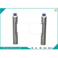 Wholesale Fully Automatic Safety Supermarket Swing Gate  Barrier Passages Turnstiles from china suppliers