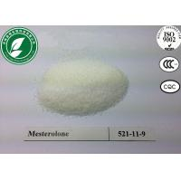 Wholesale Oral Muscle building Anabolic Steroid Methyldihydrotestosterone Mestanolone 521-11-9 from china suppliers