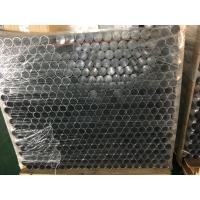 Quality Punching and Drilling Holes Aluminum Round Tube with 30mm Diameter 1.5mm Thickness for sale
