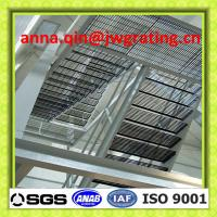 Buy cheap Supply Industrial Mild Steel Gratings (jiuwang) from wholesalers