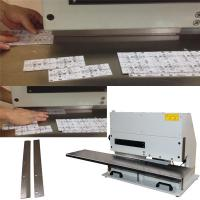 Wholesale High Precision PCB Depanel Machine For 1.2m Led Strip , Pcb Depaneler Tool from china suppliers
