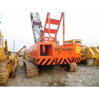 Wholesale Used HITACHI 50 Ton Crawler Crane For Sale from china suppliers