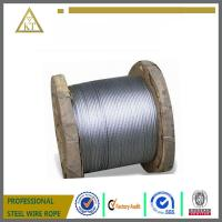 Wholesale Steel Wire Rope and Cable 1x19,1X7, 3X7 from china suppliers