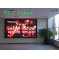 Wholesale P2 Indoor HD Full Color HD LED Display  for Advertising Video Displaying 240*240mm from china suppliers