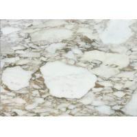Wholesale Italian Fish Belly Gold Calacatta Oro Marble Tiles For Luxury Interior Decoration from china suppliers