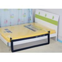 Wholesale Protective Black Bunk bed rails for kids / Kids Bed Side Rails Fold Down from china suppliers