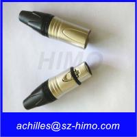 Wholesale high quality wholesale Neutrik NC3MXX Male XLR 3-pin Connector, Nickel Shell, Silver Contacts from china suppliers