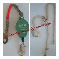 Wholesale Sales Falling Protector,quotation safety device,Fall-Protection from china suppliers