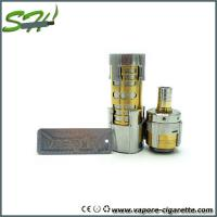 Wholesale 34mm Dreadnaut Mod 26650 Mechanical Mod Silver Polished Contact Pin from china suppliers
