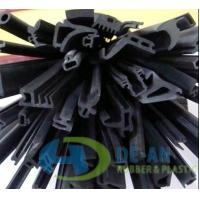 Wholesale EPDM Extruded Rubber Seals Automobile For Panels / Doors And Glass from china suppliers