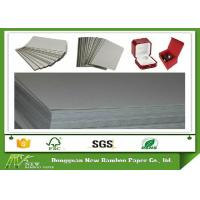 Quality Strong Stiffness Flat Laminated Hard Paper Grey Board Sheets Straw Board Paper for sale