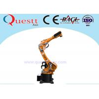 Wholesale 1645mm Arm Robotic Automation System CNC Control 6kg Capacity For Painting from china suppliers