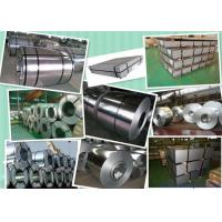 Wholesale Household Galvanized Steel Coils Slight Oiled , Gi Roll Skin Pass ID 508MM from china suppliers