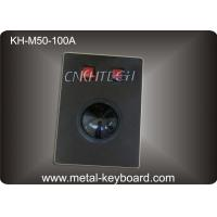 Wholesale Metal Black Marine Console Industrial trackballs Mouse with USB Interface from china suppliers