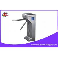 Wholesale Semi - Automatic  Tripod Turnstile Gate Pedestrian Access Control Turnstile Tripod from china suppliers