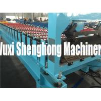 Wholesale Electric Controlling Roof  Roll Forming Machine with Voltage 460V 3ph 60Hz from china suppliers