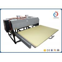Wholesale Large Format Textile Sublimation Heat Transfer Press Machine Double Stations from china suppliers
