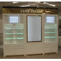 Wholesale LED Lightings Famous Cosmetics Shop Wood Cabinets from china suppliers
