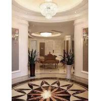 Wholesale Marble Stone Polished of the Waterjet Patterns Flooring Tiles,Waterjet Tile from china suppliers