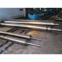 Wholesale H13 / 9Cr2 Metal Bar / Tube / Wire Straightening Rollers Applied For Metallurgy Industrial Hardness 52 - 60 HRC from china suppliers