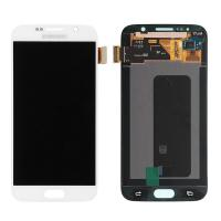 Wholesale For OEM Samsung Galaxy S6 SM-G920/G920A/G920P/G920R4/G920T/G920F Complete Display Complete Screen - White - Grade A from china suppliers