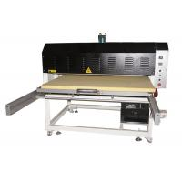 Wholesale Industrial Hydraulic Sublimation Heat Press Machine Flatbed Heat Press For Sportswear from china suppliers
