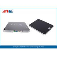 Wholesale EMI Detection RFID Integrated Reader , Durable RFID Rs232 Reader For Card from china suppliers