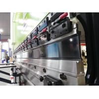 China machinery WE67K cnc synchronous press brakes with CE cnc hydraulic press brake for sale