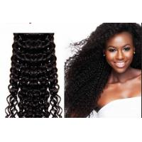 Wholesale 28 Inch Silky Straight Indian Remy Hair Extensions , Tangle Free from china suppliers