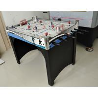Wholesale Color Graphics Rod Hockey Table MDF Stick Hockey Table With PVC Handle from china suppliers
