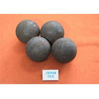 Wholesale High Performance D 100mm Grinding Steel Balls High Density and High Precision from china suppliers