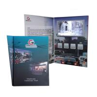 Wholesale Customized 7 Inch Video Postcard Hard Paper For Promotion , Advertising from china suppliers