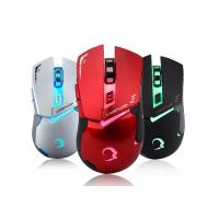 Wholesale Various Color 6 Button Gaming Mouse Wired For Pro Gamer OEM / ODM Available from china suppliers