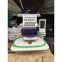 Buy cheap USB Connection T Shirt Embroidery Machine Customzied Real Time Tracking Pattern from wholesalers