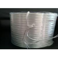 Wholesale Vinyl Coated E Glass Fiberglass Linear Density 2000 Tex For Filament Winding from china suppliers
