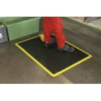 Wholesale Lightweight Custom Anti Fatigue Floor Mats For Laundry / Garage And Restaurant from china suppliers