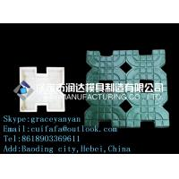Buy cheap Chequered Tiles Moulds from wholesalers