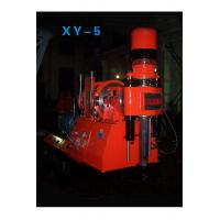 High Torque 6150N.m Core Drilling Rig , Water Well Drilling Rig