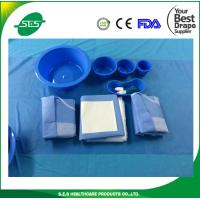 Wholesale Disposable Angiography Pack With Transperant Panel from china suppliers