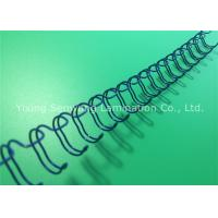 Quality Metal Double Loop Wire Spiral Binding Combs 12.7mm Secure Document Pages for sale