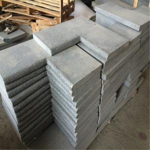 Wholesale China Granite Dark Grey G654 Granite Swimming Pool Coping Stone G654 Granite Pool Pavers from china suppliers