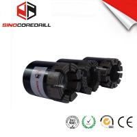 Buy cheap B, N, H, P Series Top Grade Hard Rock Drilling Bits Silcious Stone from wholesalers