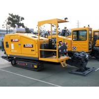 Quality XZ200 Horizontal Directional Drilling Machine 20 ton 112Kw Rated power for sale