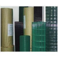 Wholesale 100*100mm PVC Coated Low Carbon Steel Welded Wire Mesh Fencing For Construction from china suppliers