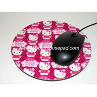 Wholesale Custom Soft Rubber Mouse Pad Non-Toxic With Natural Rubber And PP Material from china suppliers