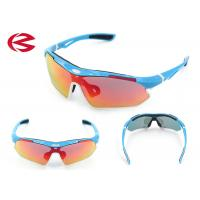 Wholesale HD Vision Non Slip Revo Mirrored Sunglasses Uv400 Protection Sunglasses from china suppliers